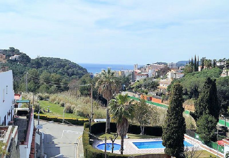 LL 232 Holiday house for 4 persons with sea views and swimming pool in Loret de Mar Costa Brava