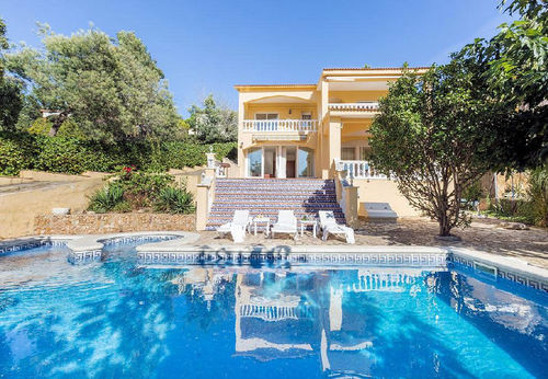 LL 652 Exclusive villa for 6/8 persons with sea views and private pool Costa Brava Lloret de Mar