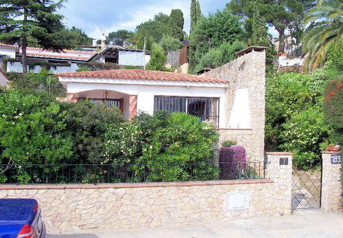 LL 262 Holiday house for 6/7 persons with sea views and swimming pool Cala Canyelles Costa Brava