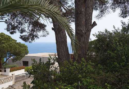 LL 267 Holiday house for 6/7 persons with sea views and swimming pool Cala Canyelles Costa Brava