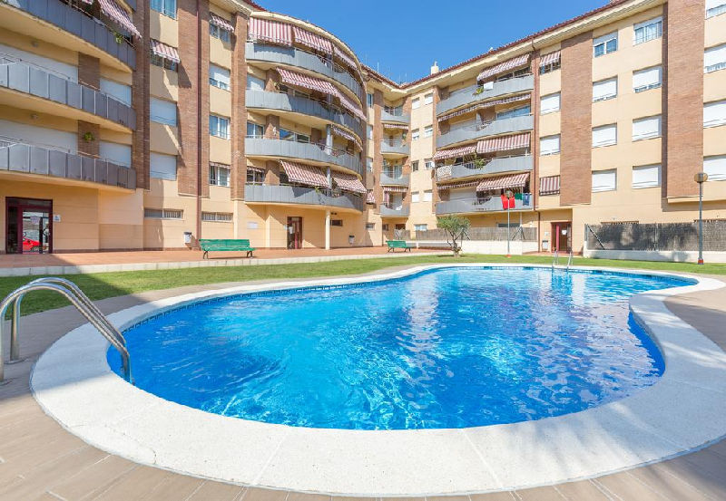 LL 151 Apartment for 6 persons with swimming pool in Lloret de Mar, Fenals Costa Brava