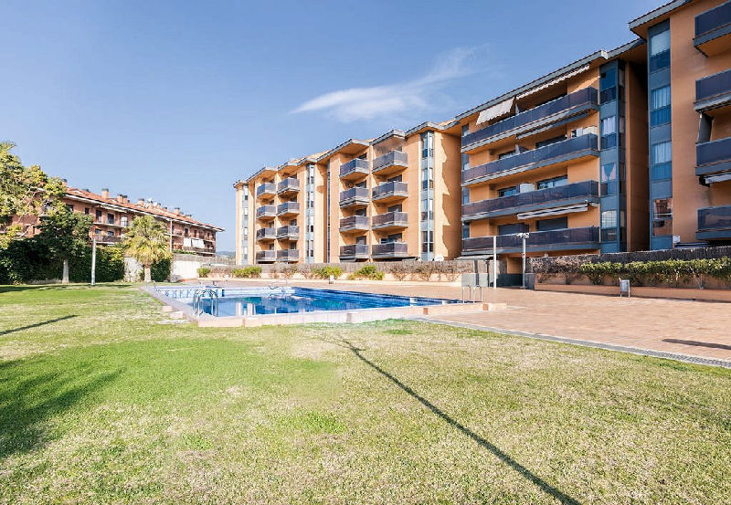 LL 135/1 Apartment for 3/5 persons with swimming pool in Lloret de Mar Fanals on the Costa Brava