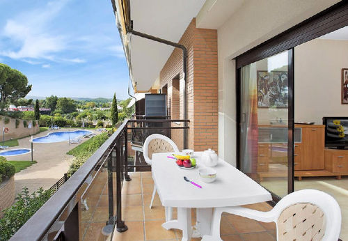 LL 127/3 Apartment for 4 persons with swimming pool in Lloret de Mar Fanals on the Costa Brava